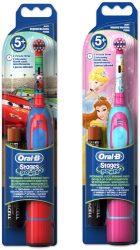 Oral-B D2 Gyerek elemes fogkefe