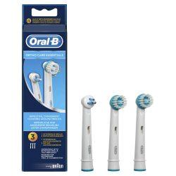Oral-B Ortho Care Essential Kit fogkefefej (2 db Ortho, 1 db power tip)
