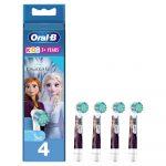 Oral-B EB10-4 Frozen gyermek fogkefefej 4 db