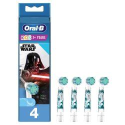 Oral-B EB10-4 Star Wars gyermek fogkefefej 4 db