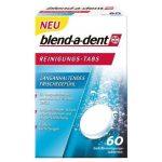 Blend-A-Dent műfogsor tisztító tabletta 60 db-os