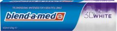 Blend-A-Med 3D White Fresh Whiteness fogkrém 100ml